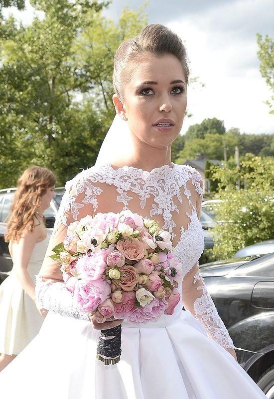Są zdjęcia ze śluby Kuby Wesołowskiego i Agnieszki Szczurek