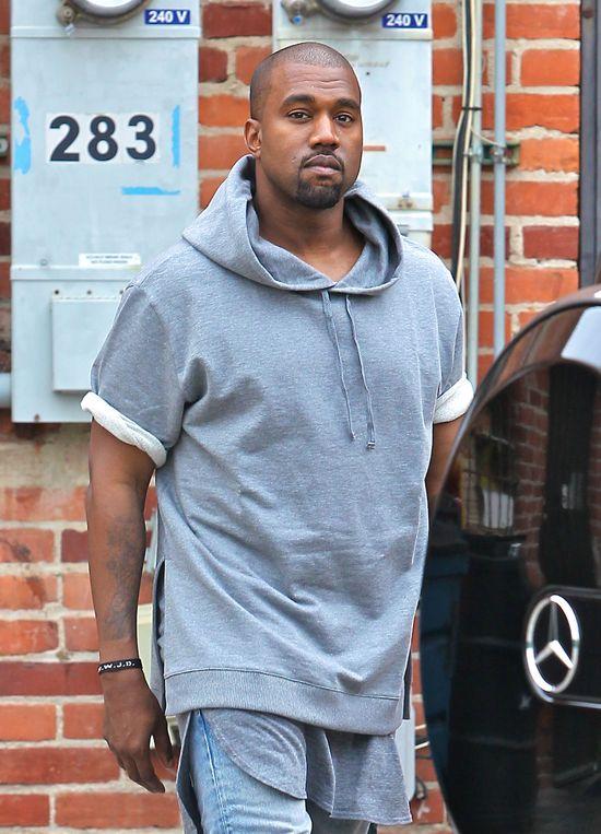 Potajemne spotkanie Rihanny i Kanye Westa