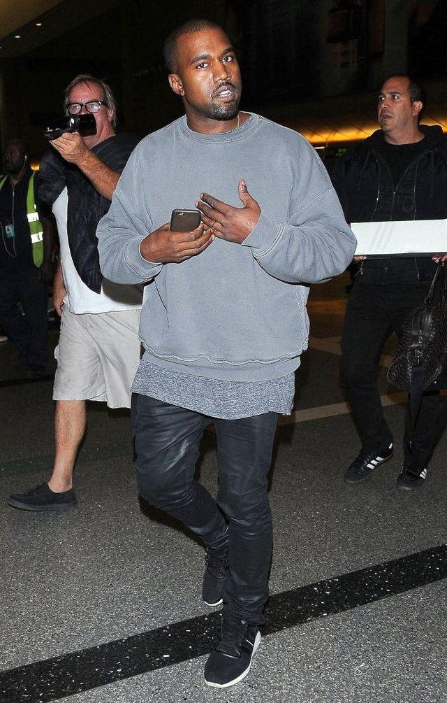 Kanye West mocno podpadł Kris Jenner