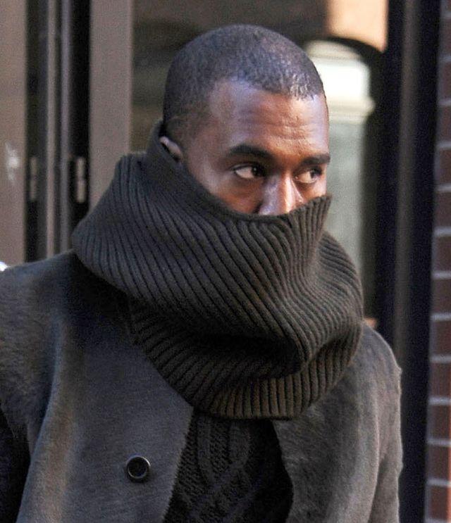 Kanye West otwiera w domu... oddział szpitalny