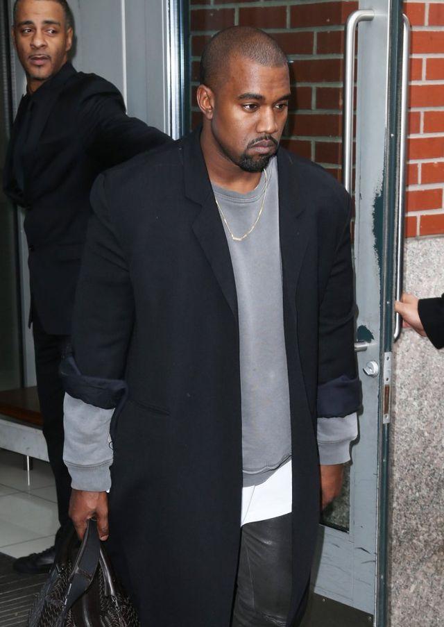 Kanye West znów narozrabiał w Europie