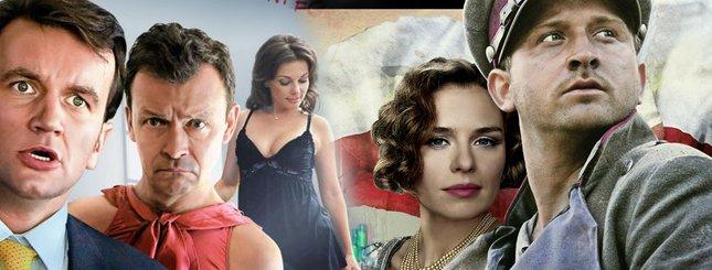 Nominacje do Węży 2012- polskich odpowiedników Złotych Malin