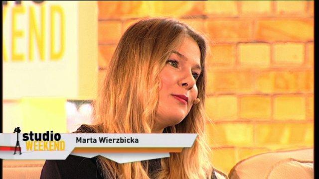 Marta Wierzbicka: Rozebrałabym się dla Playboya
