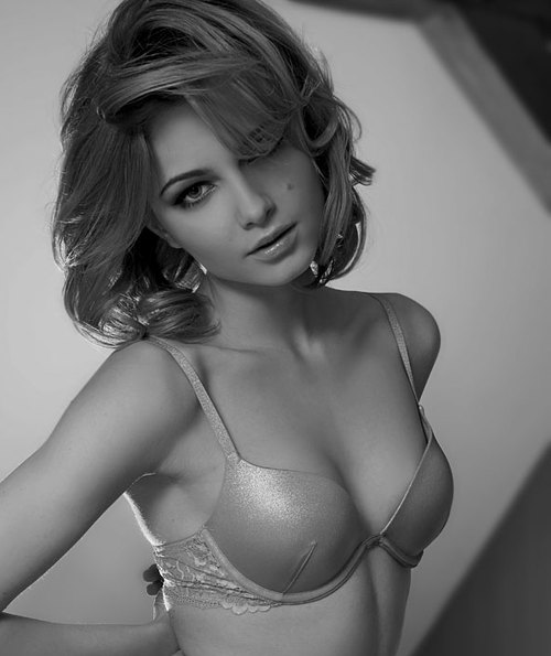 Wiktoria Driuk z Top Model 2 w Playboyu (FOTO)