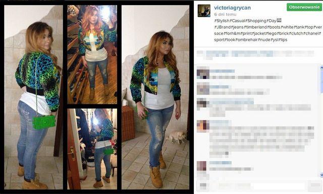 Znana fashionistka ostro o stylu Wiktorii Grycan (FOTO)