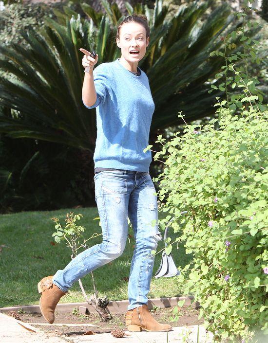 Olivia Wilde jak zwyk�a dziewczyna (FOTO)