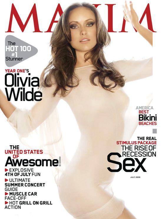 Olivia Wilde prosi, żeby odczepić się od jej pupy
