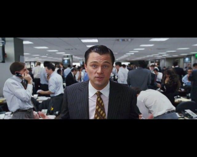 Nie chcą nagości, seksu i wulgaryzmów w Wilku z Wall Street