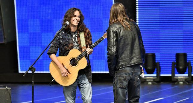 Jego tato jest znanym polskim muzykiem (FOTO)