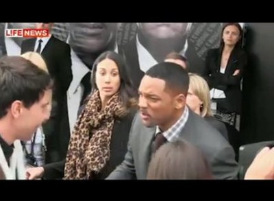 Will Smith uderzył w twarz reportera [VIDEO]