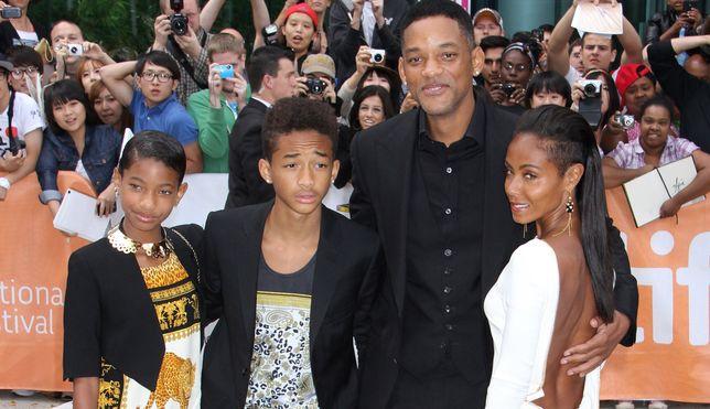 Will Smith: Nasze dzieci same kontrolują swoje życie