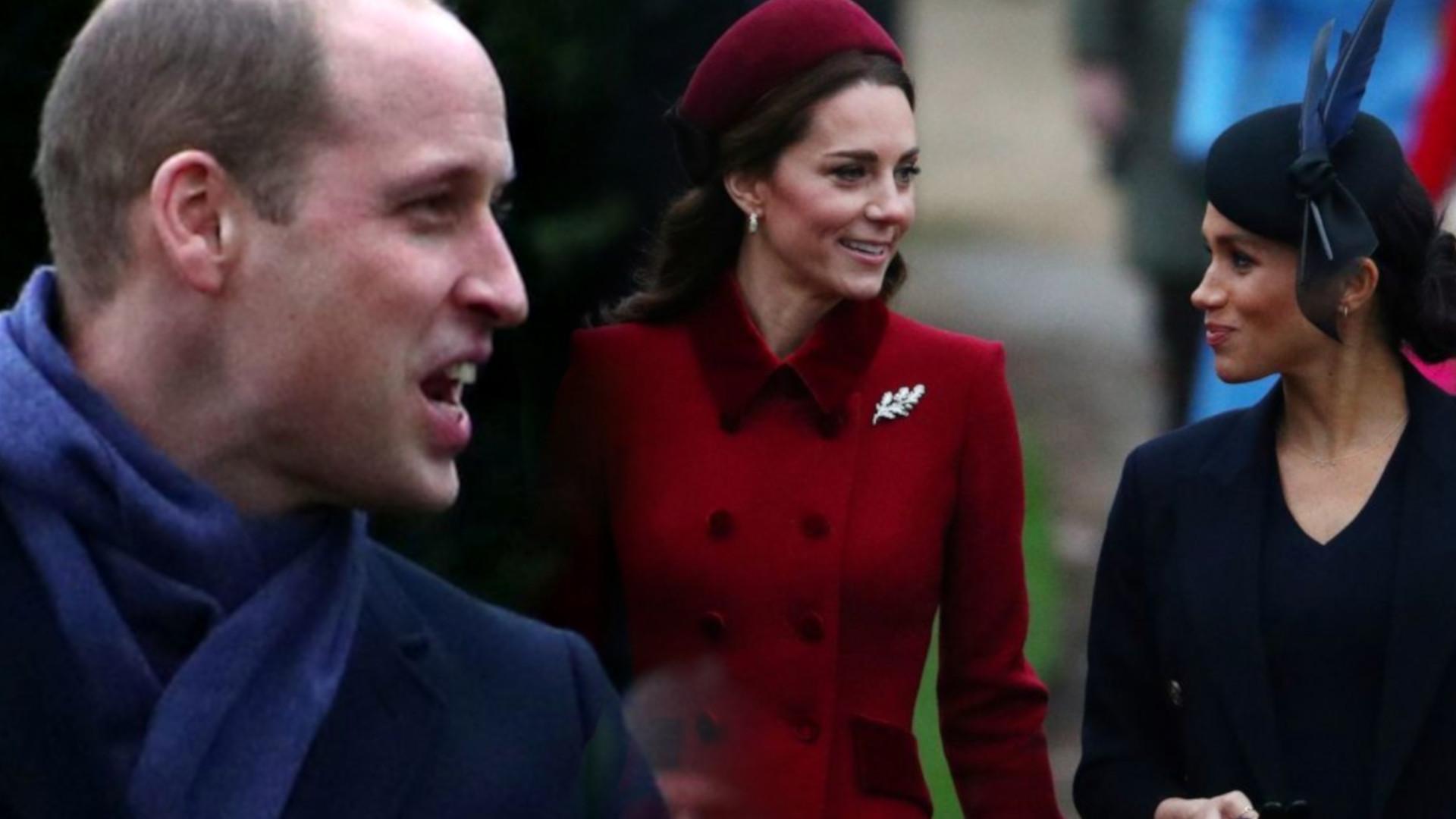 William OFICJALNIE o konflikcie Meghan i Kate. To trwa już bardzo długo!