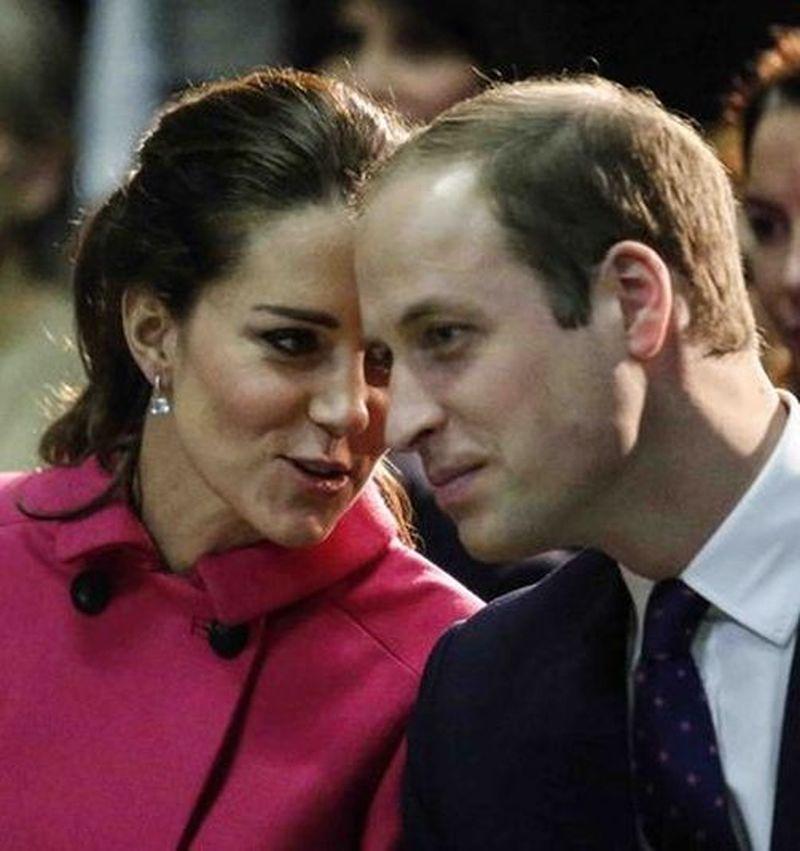 Księżna Kate i książę William stosują TĘ sztuczkę i WKURZAJĄ fotoreporterów