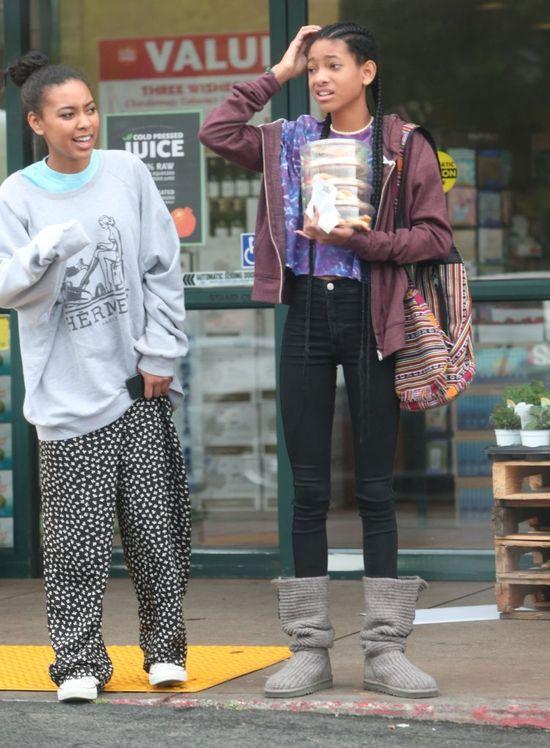 14-letnia Willow Smith uwalnia sutki (FOTO)