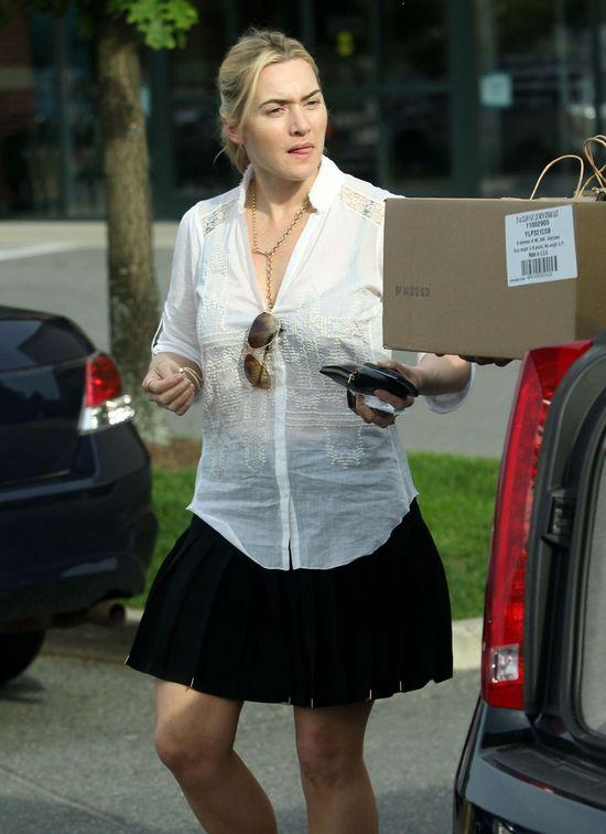 Kate Winslet jest w ciąży!