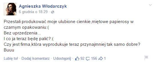 Agnieszka Włodarczyk ma POWAŻNY problem