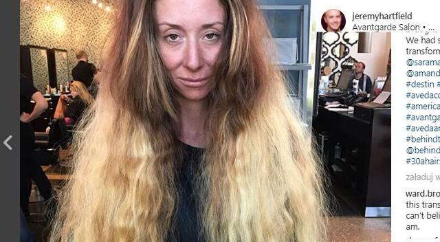 Ojciec wmówił jej, że prawdziwa kobieta MUSI mieć długie włosy