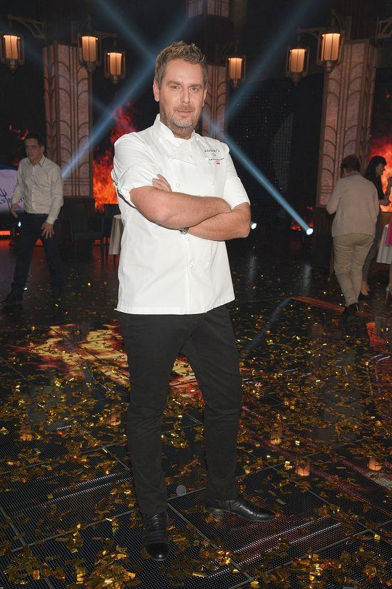 Amaro odszedł z Hell's Kitchen, bo miał dość krzyczenia na ludzi!