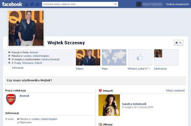 Sandra Dziwiszek oficjalnie dziewczyną Szczęsnego