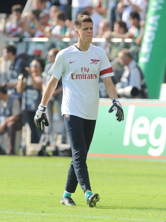 Jest decyzja w sprawie udziału Wojciecha Szczęsnego w meczu z Niemcami