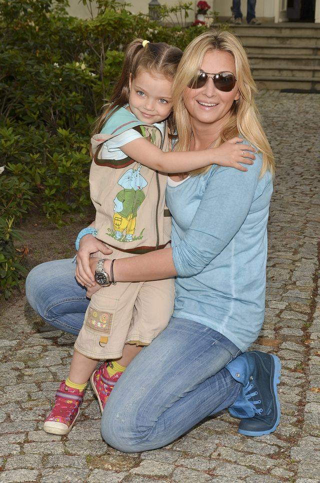 Wojciechowska chciała zabrać córkę do telewizji