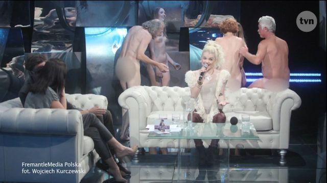 Naga publiczność u Wojewódzkiego! (VIDEO)