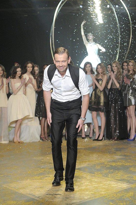 Celebryci na pokazie Dawida Wolińskiego (FOTO)