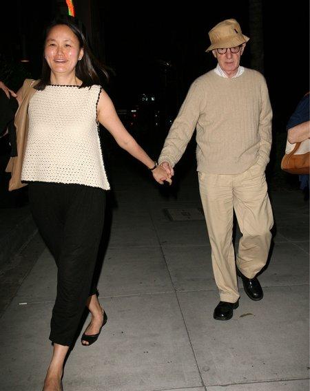 W życiu Woody Allen pozwala sobą kierować tylko żonie (FOTO)