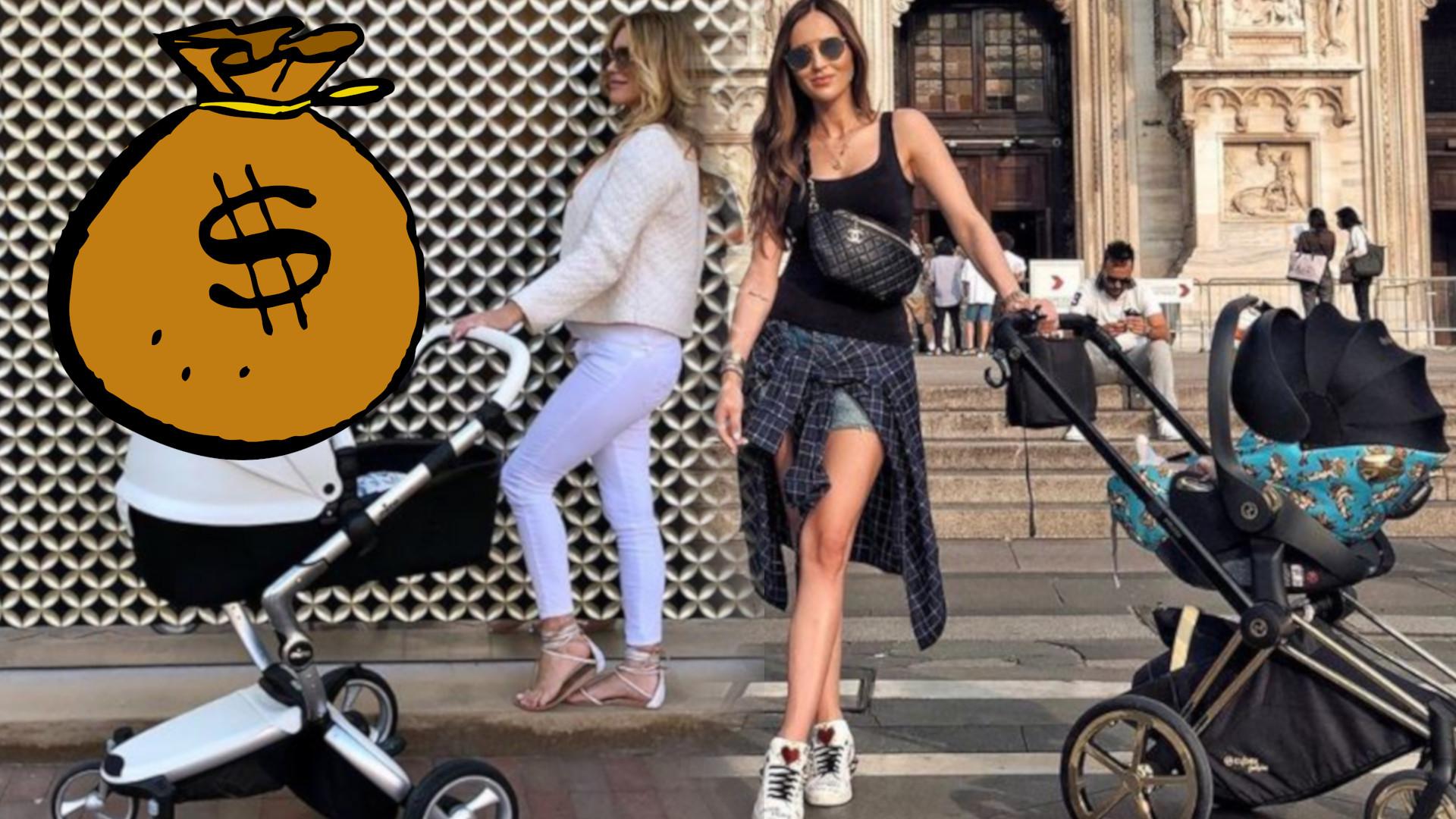 Natalia Siwiec ma najbardziej LUKSUSOWY wózek na świecie (ZDJĘCIA)