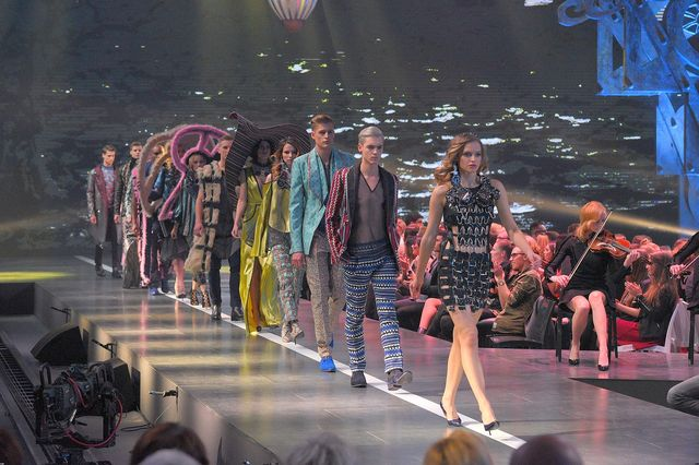 Co działo się w finale Top Model? (FOTO)