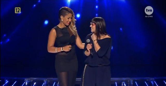 Kto odpadł z 1. odcinka na żywo w X Factorze?