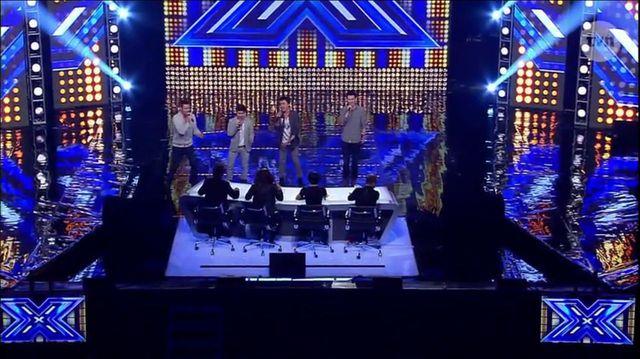 Jurorzy X Factora nie zostawili na Looking4 suchej nitki!