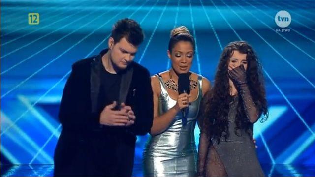 Kto za�piewa w finale X Factora?