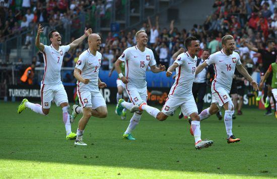 Euro 2016: Russell Crowe znowu kibicuje naszym!