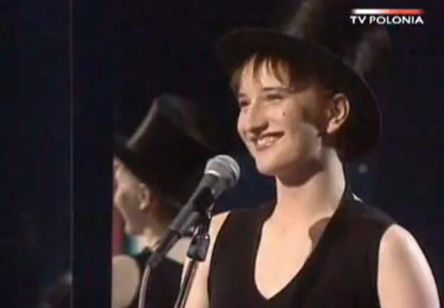Malwina Wędzikowska jak Steczkowska z Szansy na sukces