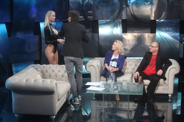Wojewódzki pyta Anetę Zając o Agnieszkę  Włodarczyk