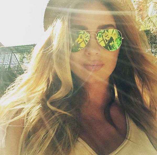 Marcelina Zawadzka przefarbowała włosy (Instagram)