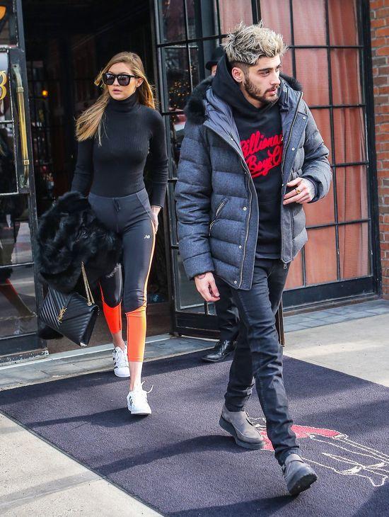 Jak Zayn Malik zareagował na rozbieraną sesję Gigi Hadid?