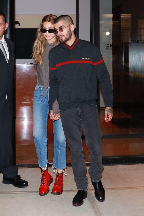 Gigi Hadid i Zayn Malik ROZSTALI SIĘ!