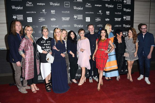 Śmietanka gwiazd na Fashion Designer Awards