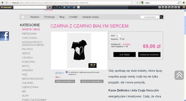 Katarzyna Zielińska zaprojektowała własną kolekcję ubrań