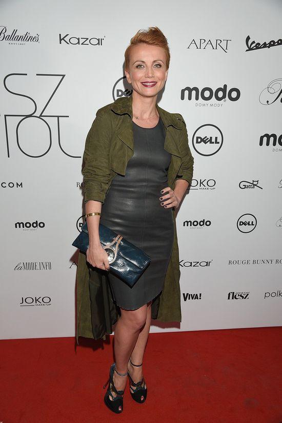 Katarzyna Zielińska pokazała się bez makijażu (FB)