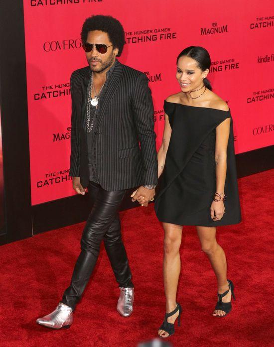 Zoe Kravitz i Drake byli na randce