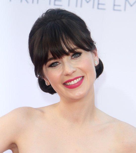 Zooey Deschanel: Jest dużo aktorek, które są zbyt wychudzone