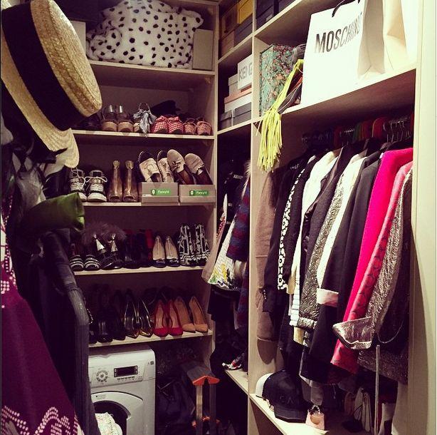 Chcecie zobaczyć garderobę Zosi Ślotały? (FOTO)