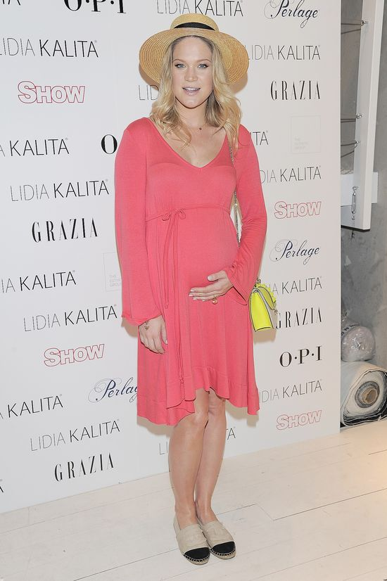 Zosia Ślotała pokazała brzuch po ciąży (Instagram)