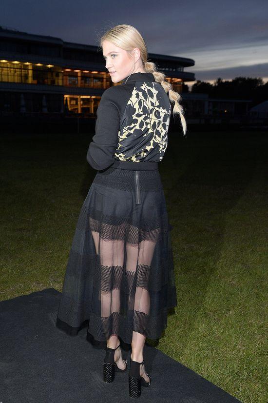 Zosia Ślotała pokazała wabiki (FOTO)