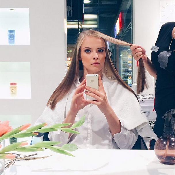 Zuza Kołodziejczyk ścięła i przefarbowała włosy?! (FOTO)