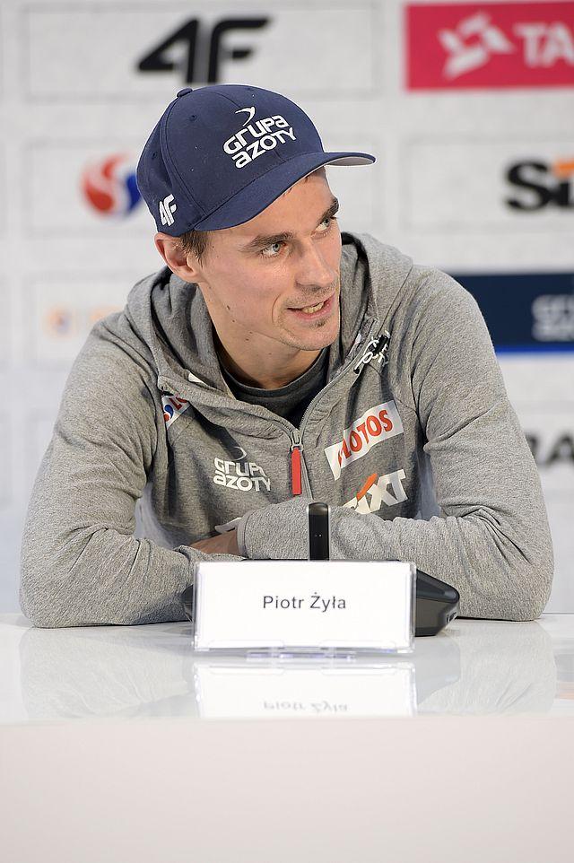 Piotr Żyła w pierwszym wywiadzie po rozstaniu z Justyną: Nie był to łatwy czas
