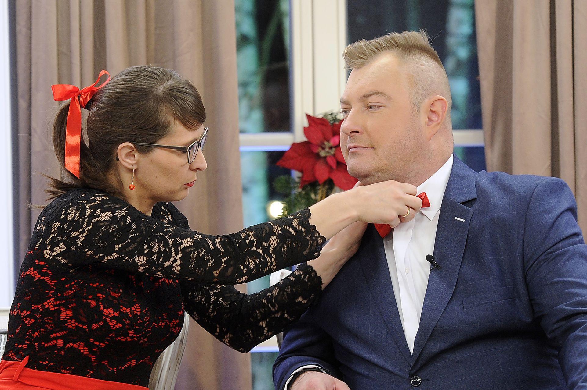 Łukasz Sędrowski z ROlnik szuka żony z Agatą